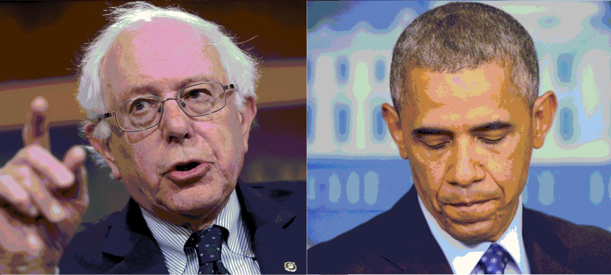 greatest presidential mistake, Obama, Sanders