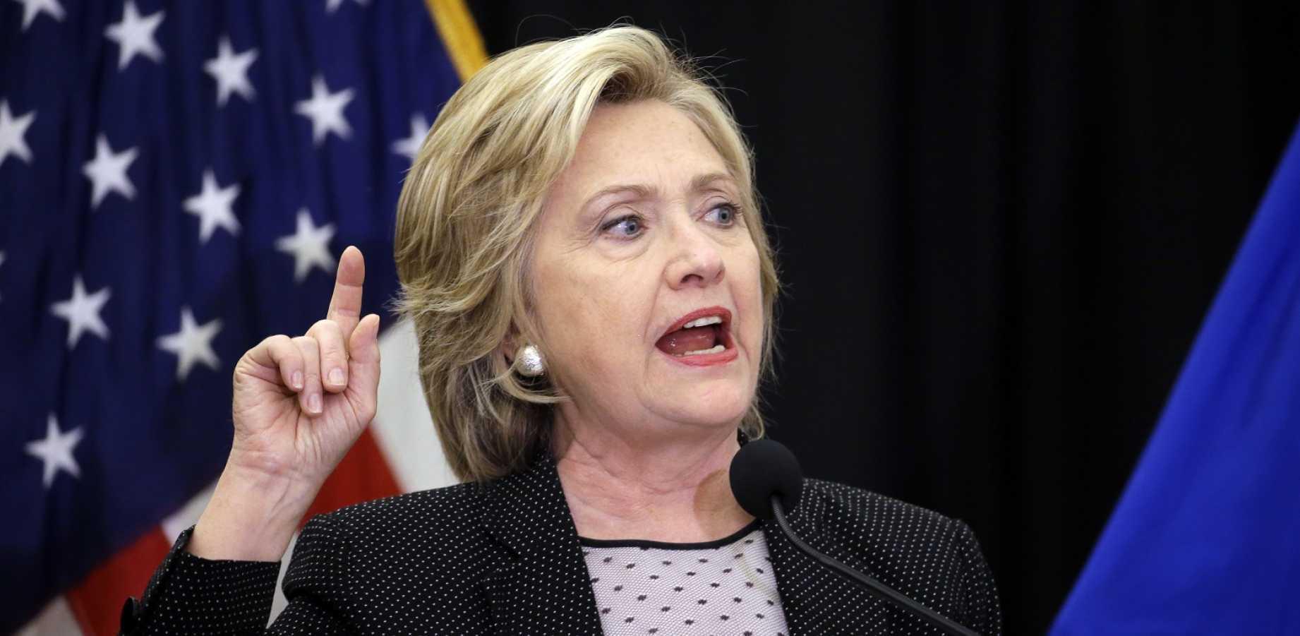 Clinton's Unnecessary Wars