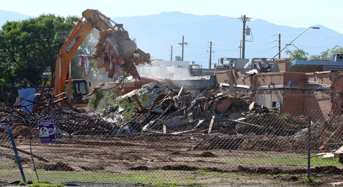 education demolition