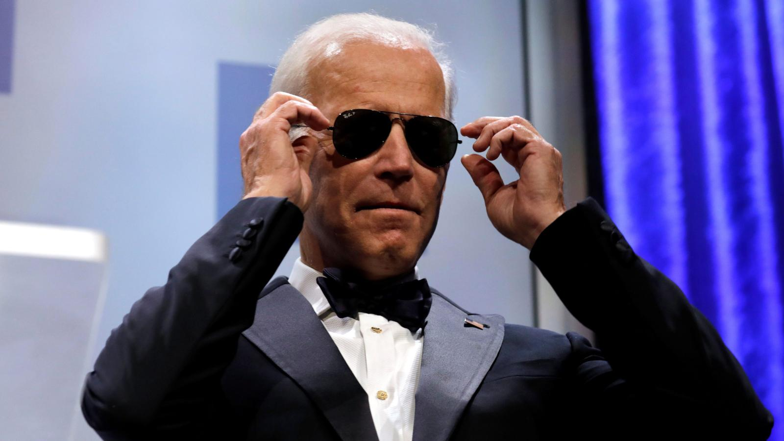 Joe Biden Has A Huge Lead