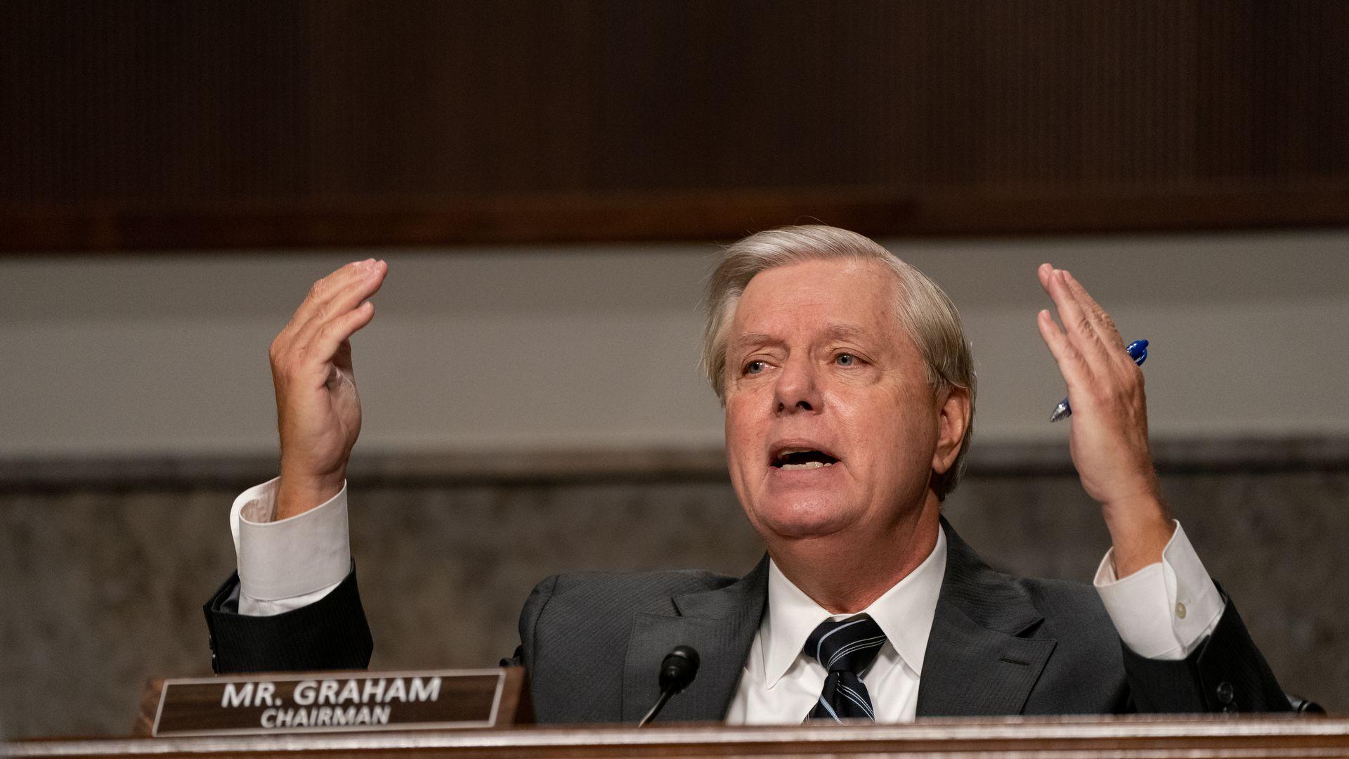 Lindsey Graham's Hypocrisy