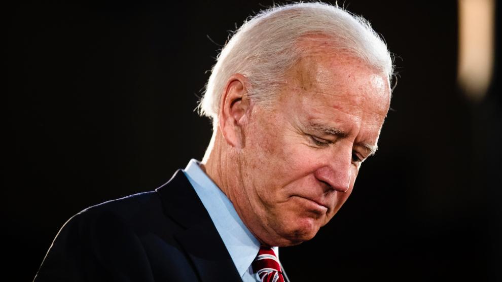Joe Biden, trump's crimes