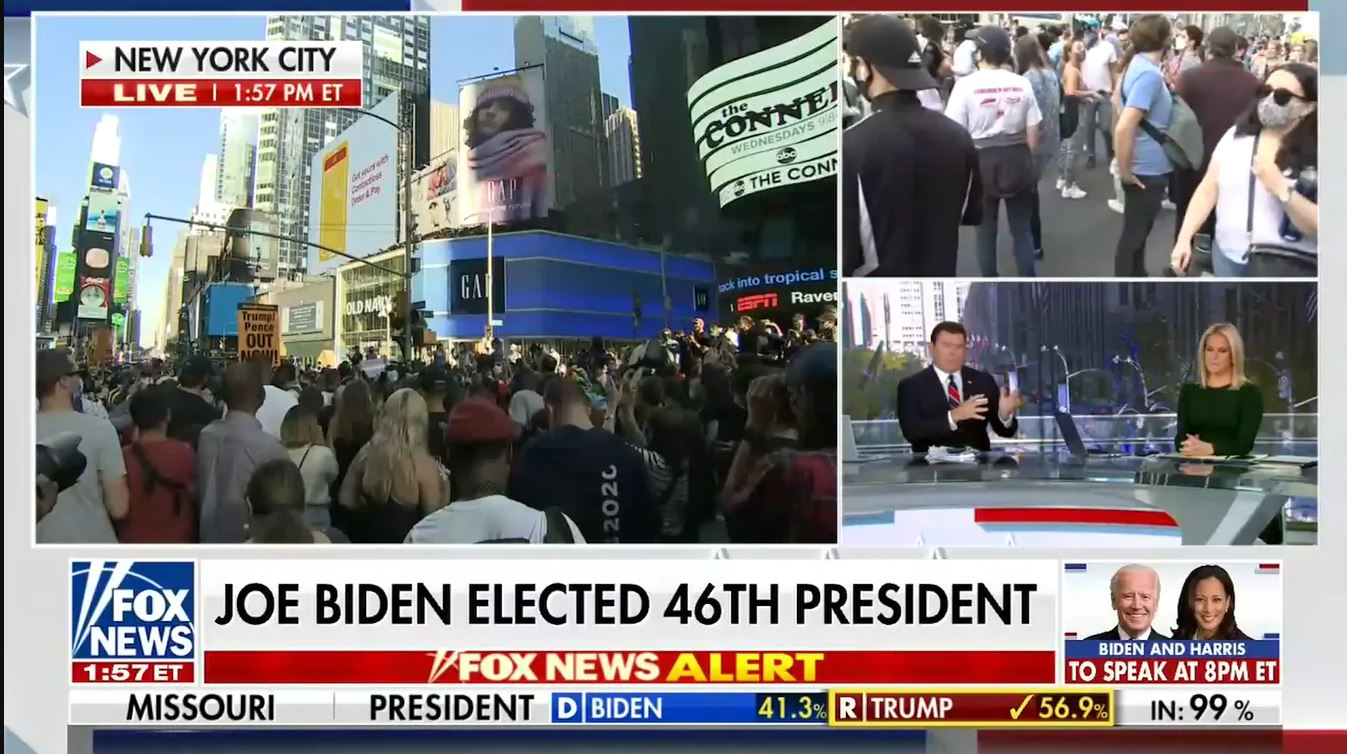 biden pandemic, fox news