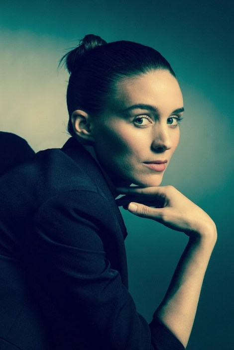 Rooney Mara by Tim Rue for USA Today 2013