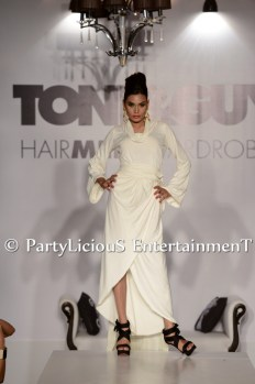 Zara Abid - TONI&GUY Hair Meet Wardrobe Event