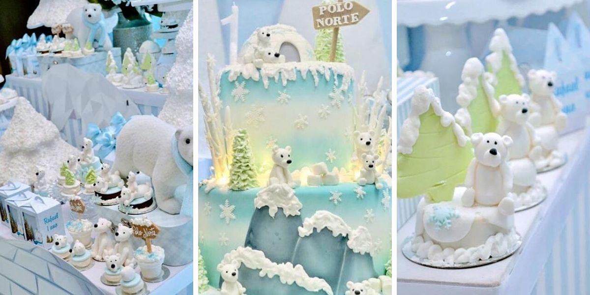 Winter & Wonderful Onederland Frozen Ideas