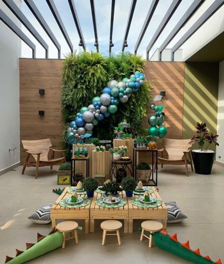 Little Dinosaur Birthday Party Ideas