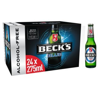 Beck's Blue 24x275ml
