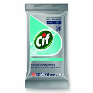 Cif Multipurpose Wipes 100pk