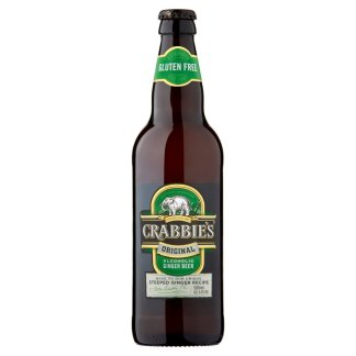 Crabbie's Ginger Beer 500ml