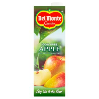 Del Monte Apple Juice 1L