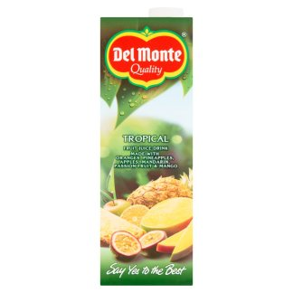 Del Monte Tropical Juice 1L