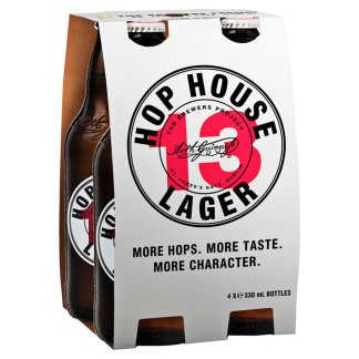 Hop House 13 Lager 4x330ml