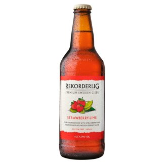 Rekorderlig Strawberry-Lime 500ml