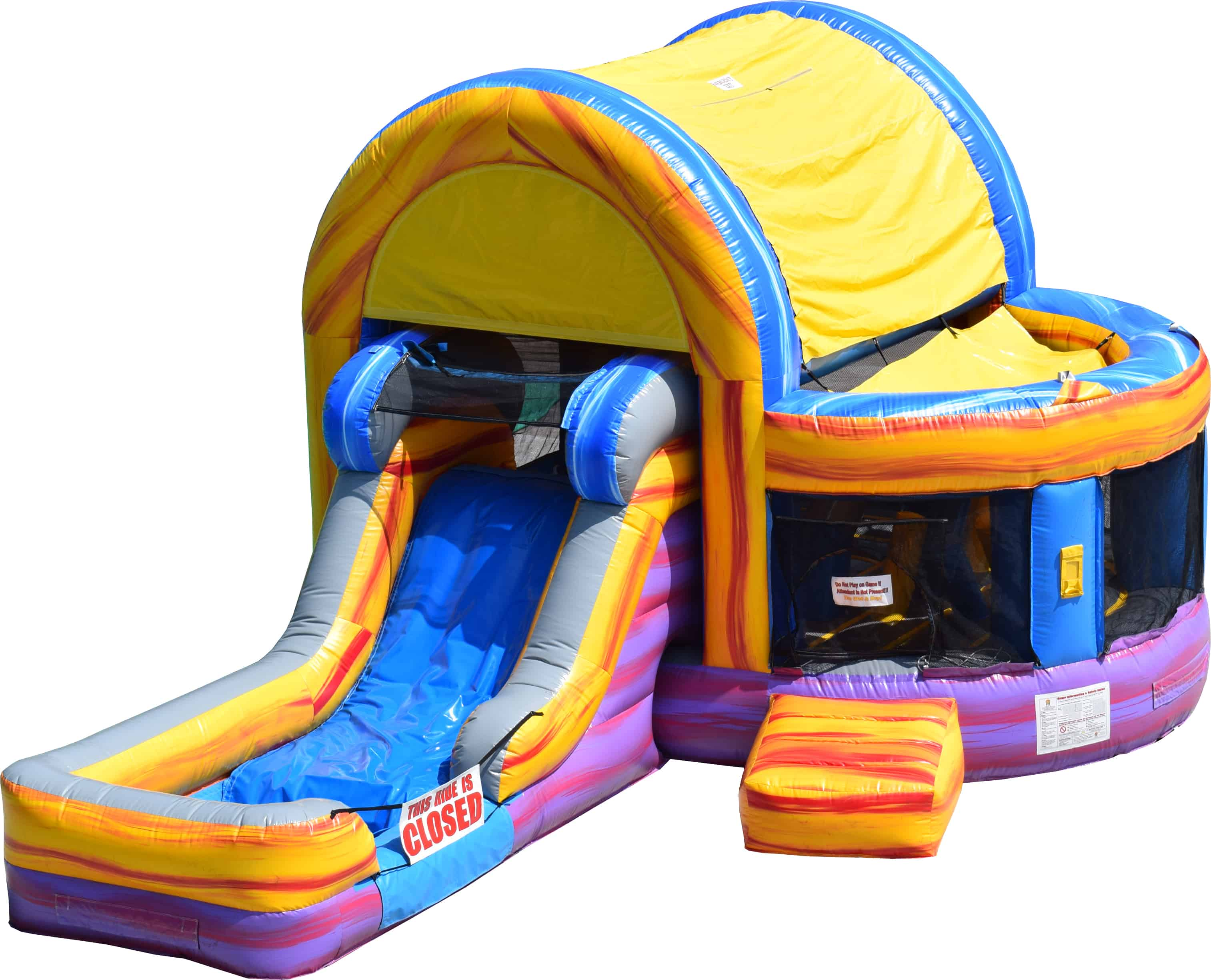 combo bounce houses party rentals in southeast wisconsin