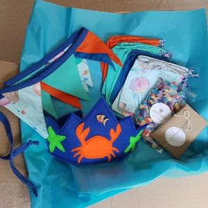 Under the sea mini theme box