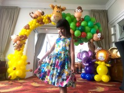 Birthday Party Balloon Decoration Singapore