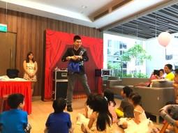 Interactive Kids Magic Show