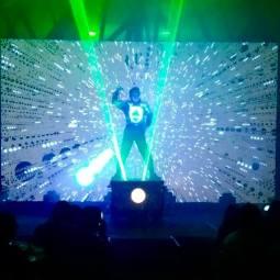 EFX Laser Show