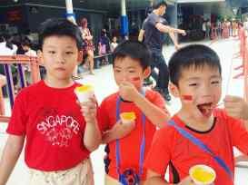 Snow Ice Cone Singapore