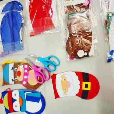 Christmas Art and Craft for Kids
