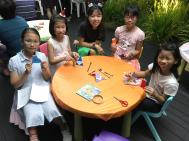 Kids Birthday Craft Workshop