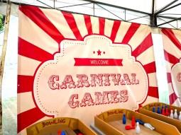 Carnival Banner Display Rental