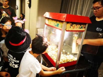 Popcorn Station for Hire Singapore