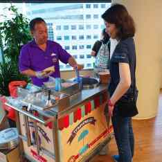 Traditional Ice Cream Catering Singapore