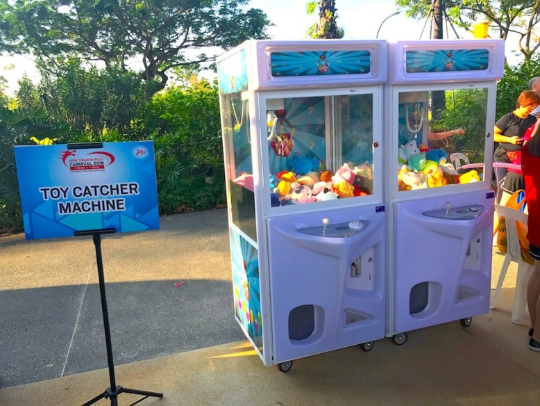 Cheap Claw Machines Rental