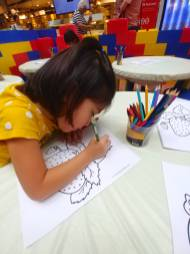 Kids Colouring Activity