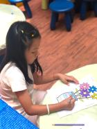 Kids Playground Craft Area