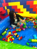 Mega Lego Playground for Hire Singapore