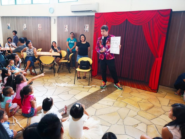 Kids Magician for Hire Singapore