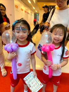 Simple Balloon Sculpting Singapore