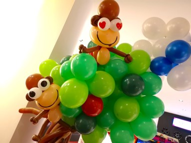 Balloon Sculpture Decorations