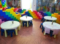 Kids Arts and Craft Area