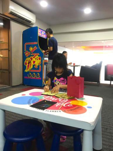Scratch Art Activity Singapore