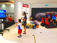 Toyota Fringe Activity Corner