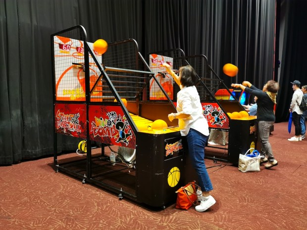 Arcade Games Machine Rental Singapore