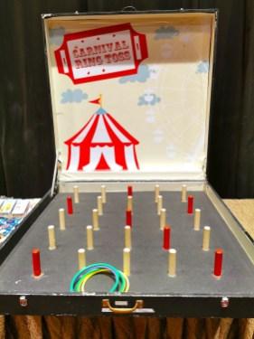Carnival Ring Toss Carnival Game