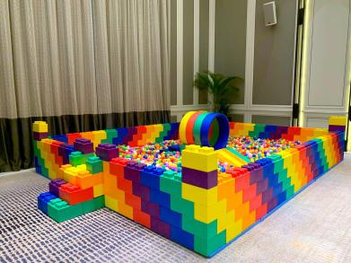 Giant Ball Pit for Kids Singapore