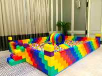 Giant Lego Ball Pit for Rent Singapore