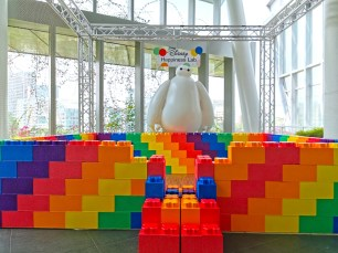 Giant Lego Bricks Rental Singapore