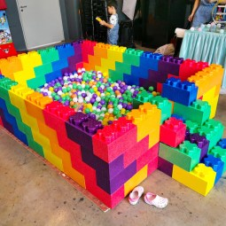 Lego Ball Pit Singapore