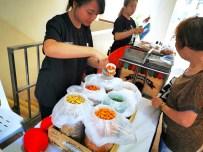 Traditional Kacang Puteh Stall