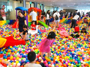 Gaint Ball Pit