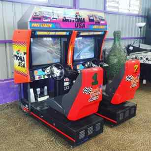 Arcade Daytona Rental Singapore