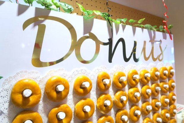 Donut Wall Rental Singapore