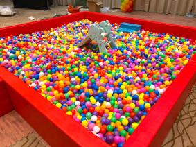 Giant Ball Pit Rental Singapore